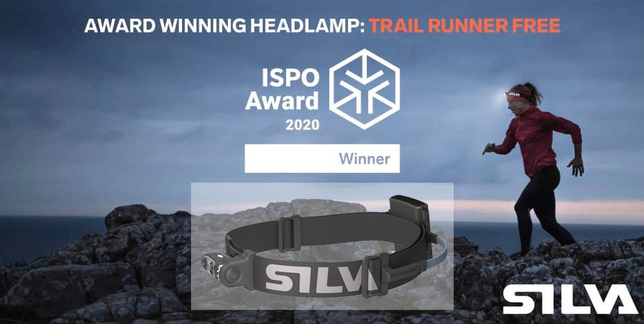ISPO award Silva Trail Runner Free